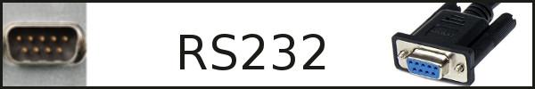 Conexión puerto serie RS232